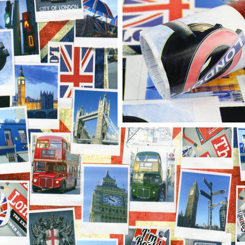 Adhésif déco London