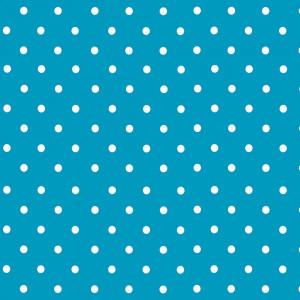 Adhésif déco Pois Bleu
