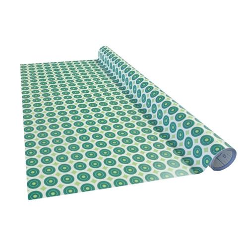 Adhésif déco Géométrique Vert