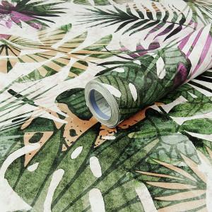 Adhésif portes de placard Tropics
